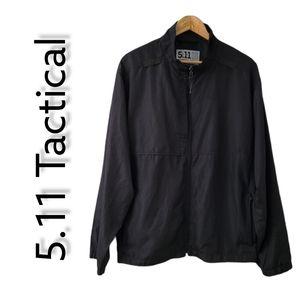 511 Tactical Series Full Zip Black Thin Jacket